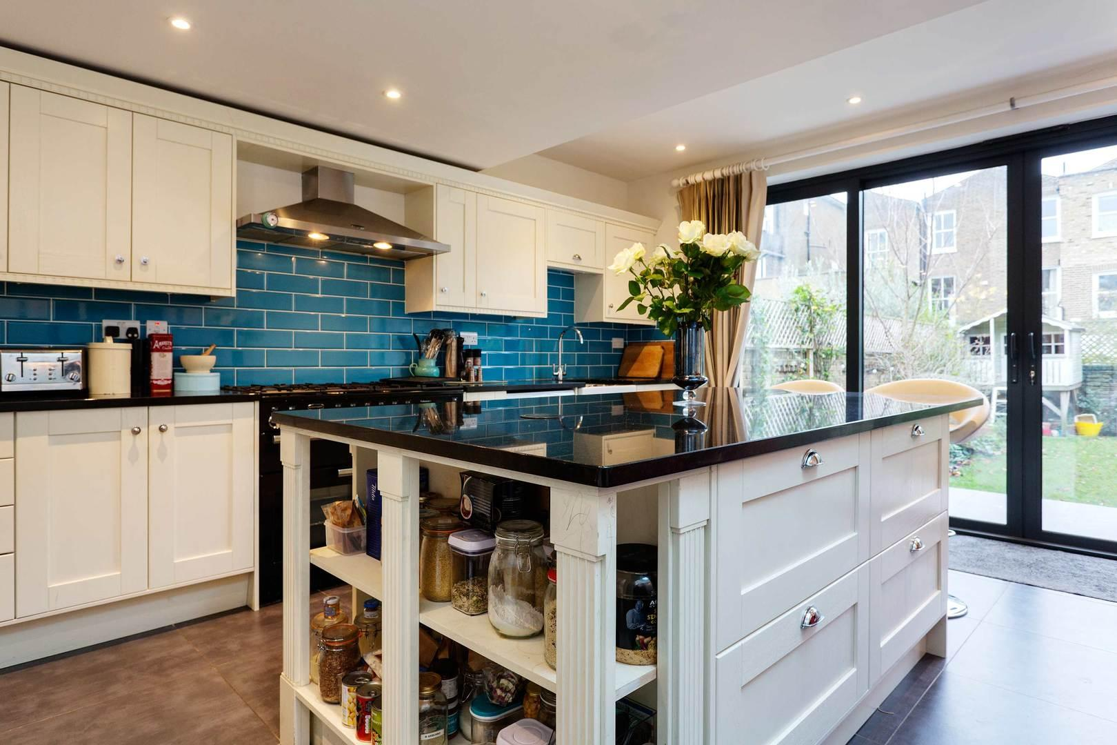 Property Image 2 - Stylish Elegant Hammersmith Townhouse with Large Garden
