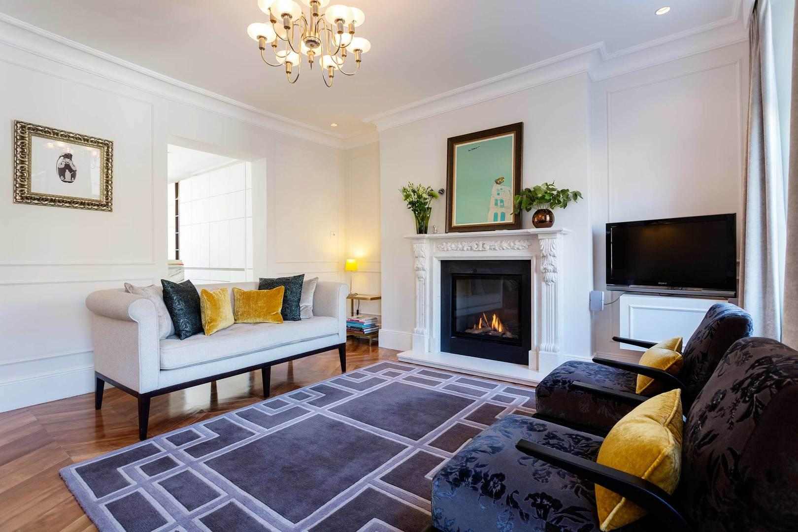 Property Image 1 - Superbly Stylish Georgian Home in Islington by Tube