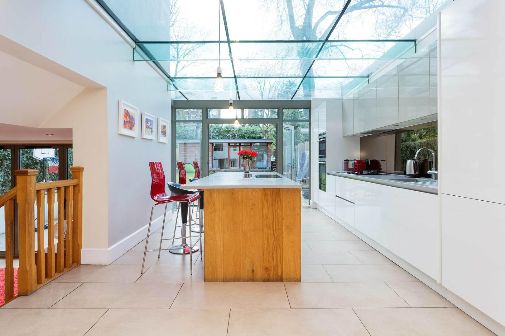 Property Image 1 - Stylish 6 bedroom House in Upscale Primrose Hill