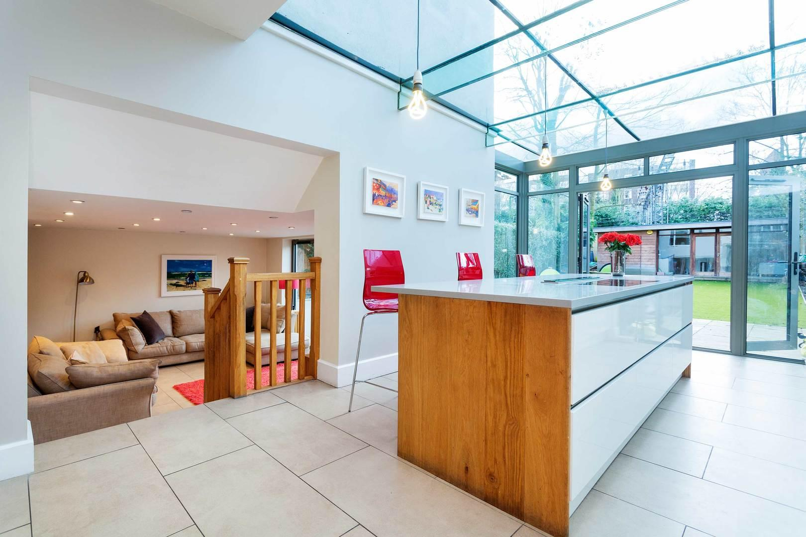 Property Image 2 - Stylish 6 bedroom House in Upscale Primrose Hill