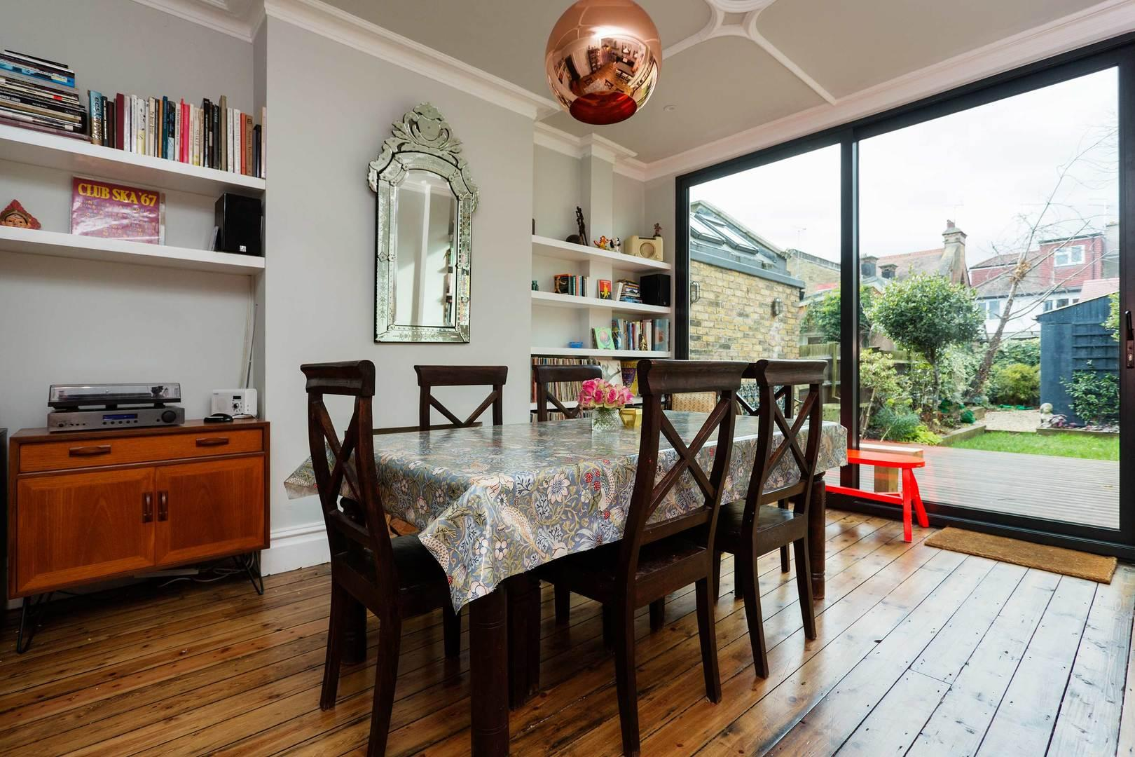 Property Image 1 - Colourful Inviting West London Home Ideal for Families
