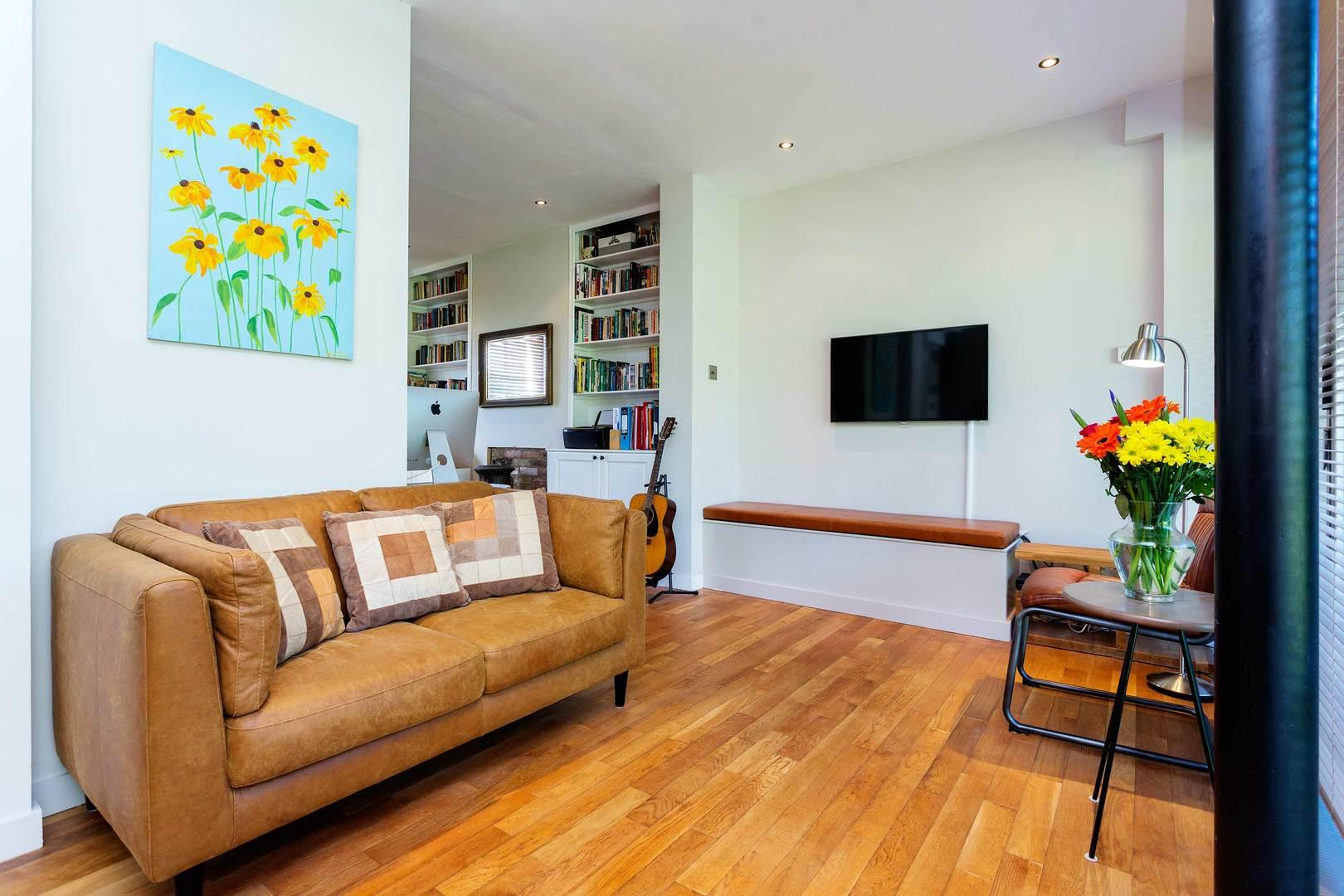 Property Image 1 - Inviting Wimbledon Home with Stunning Garden by Station