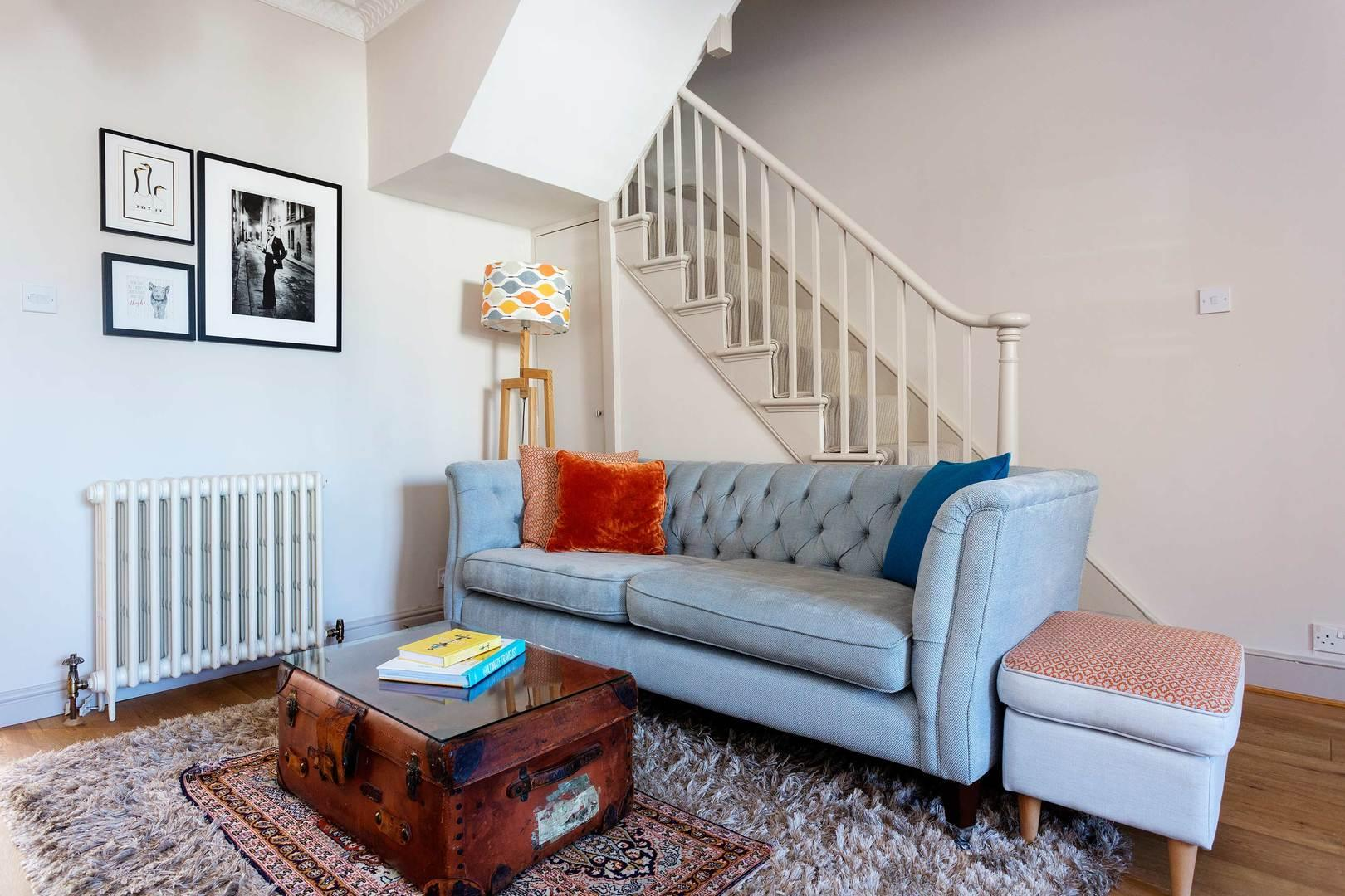 Property Image 2 - Attractive Vintage-Style Wandsworth Home with Garden