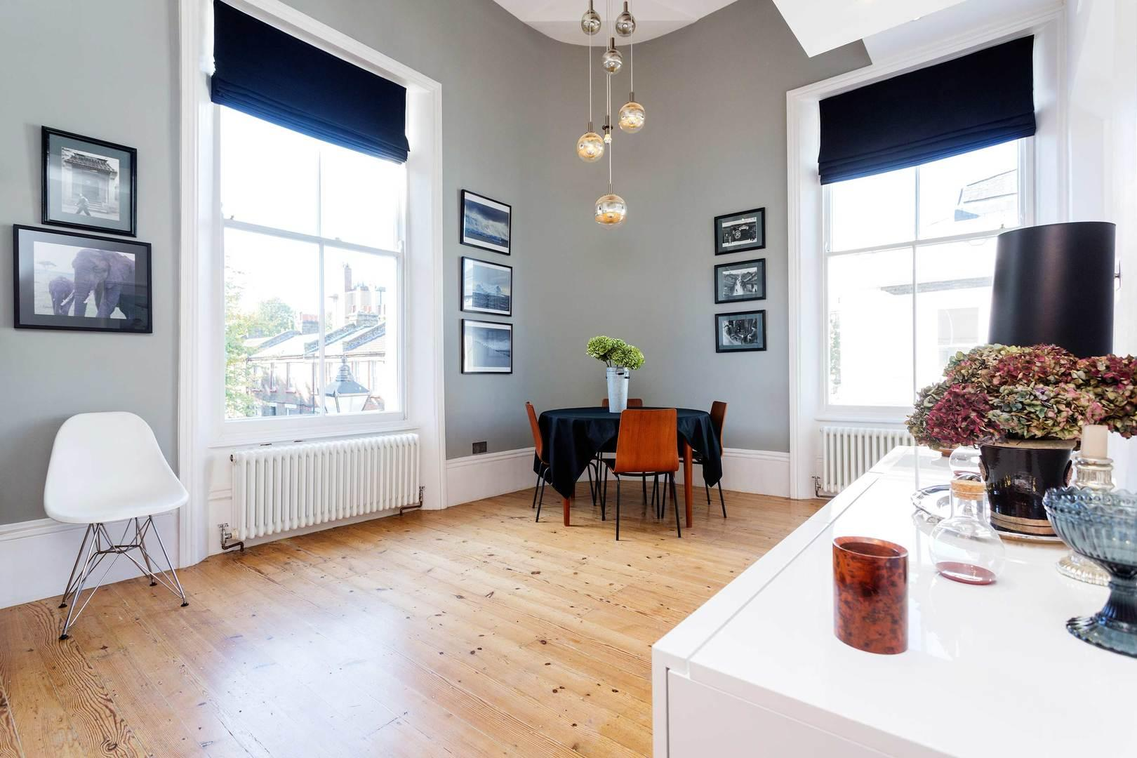 Property Image 1 - Bright 2 bedroom Apartment in Lively Shoreditch