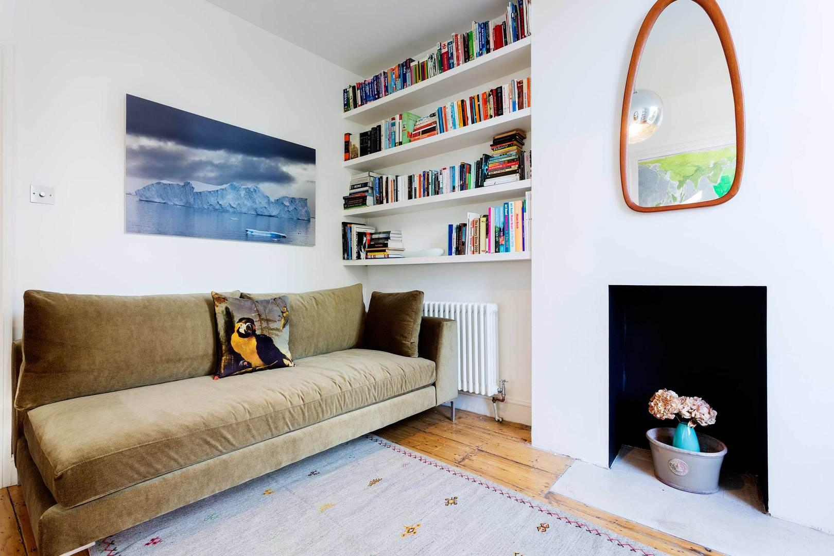 Property Image 2 - Bright 2 bedroom Apartment in Lively Shoreditch
