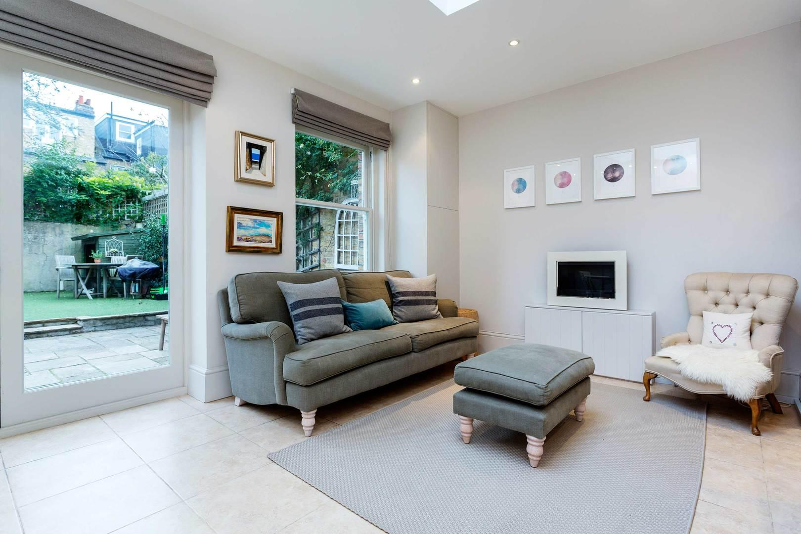 Property Image 2 - Classic Family Home in Wandsworth with Private Garden