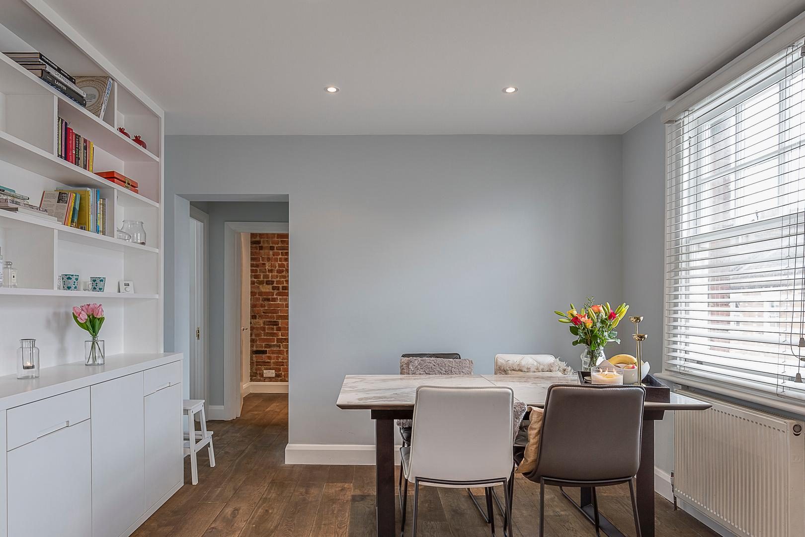Handsome Chic Apartment in Desirable Marylebone