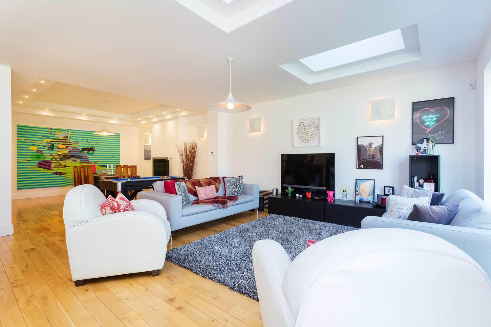 Property Image 2 - Stylish 5 bedroom Family House in Leafy Clapham