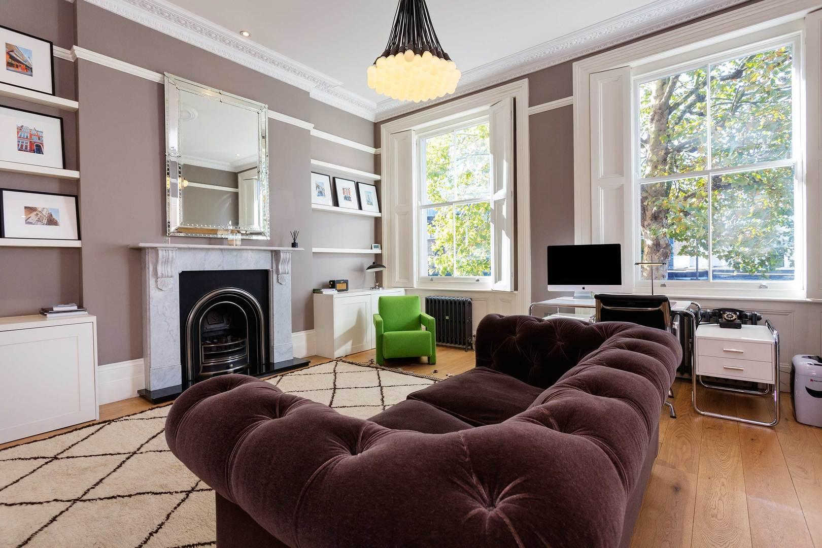 Property Image 2 - Bright Notting Hill Apartment with Impeccable Interior