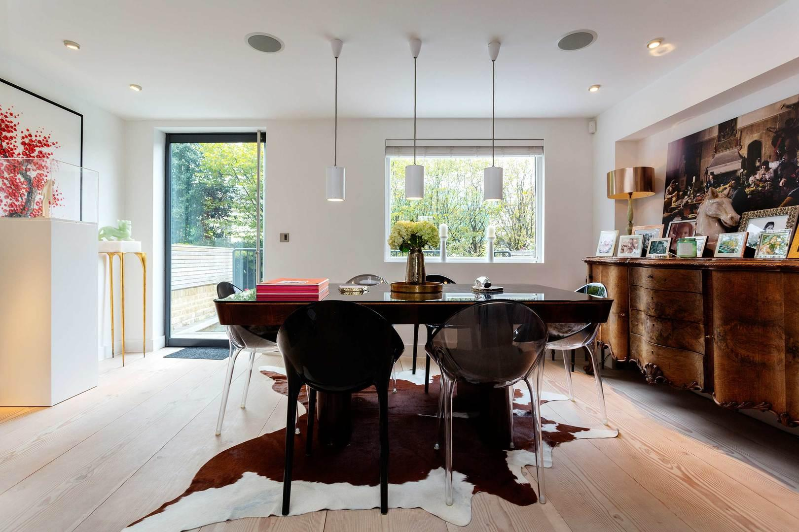 Property Image 2 - Large Contemporary House, walk to Regents Park