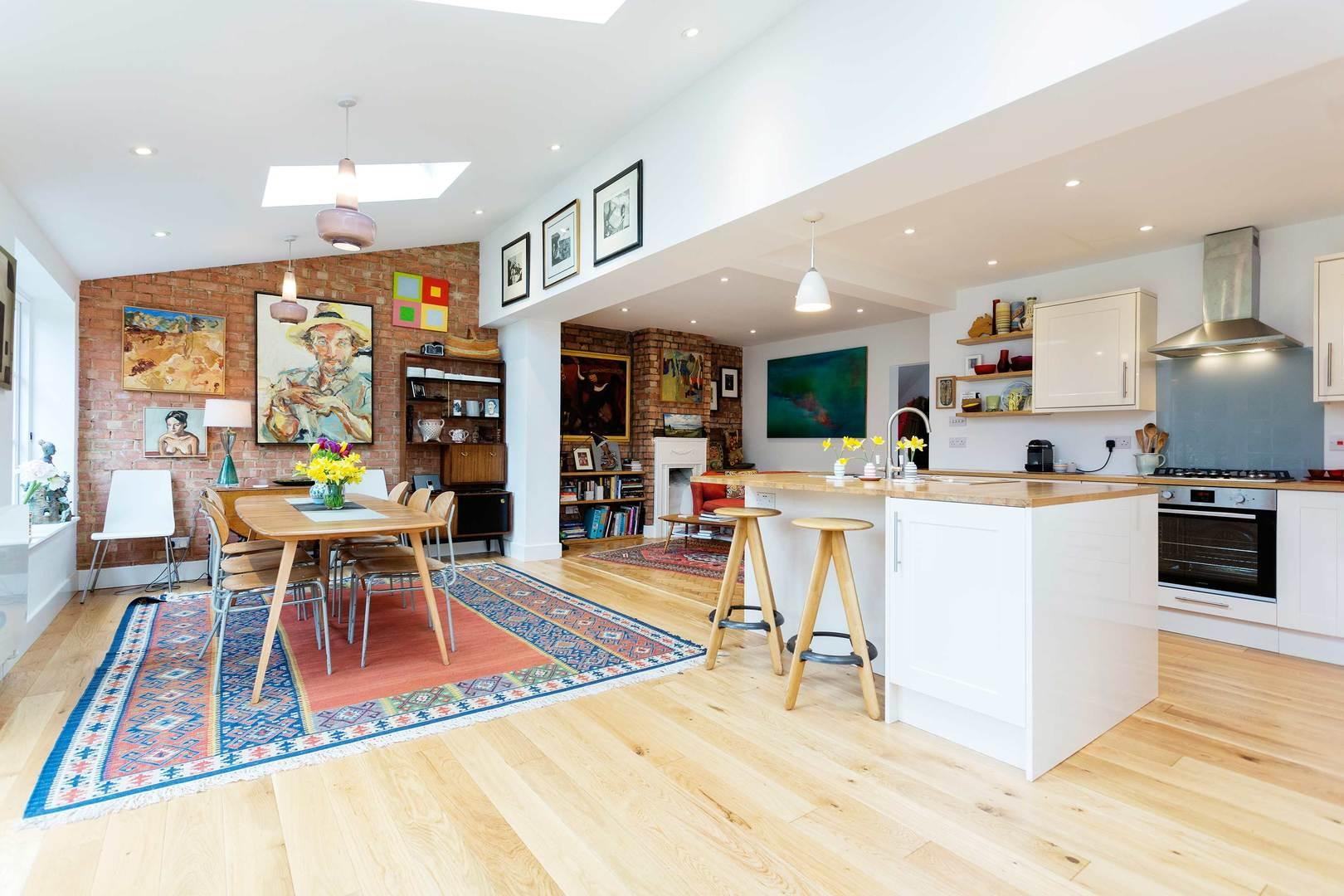 Property Image 1 - Charming Acton Family Home with Great Artwork