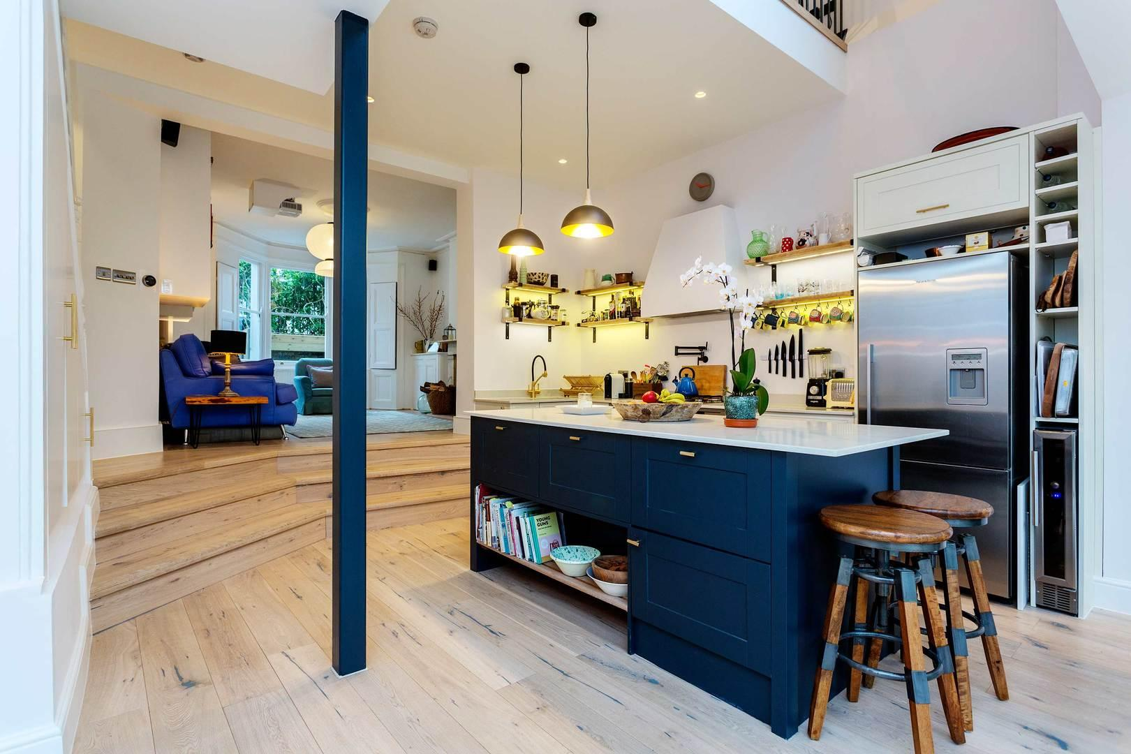 Property Image 2 - 4 bedroom Dalston House with Excellent Social Spaces