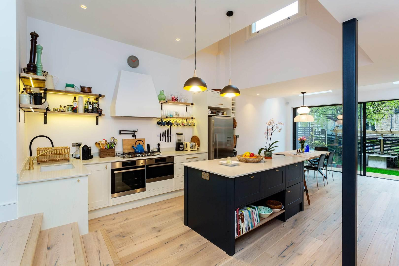 Property Image 1 - 4 bedroom Dalston House with Excellent Social Spaces