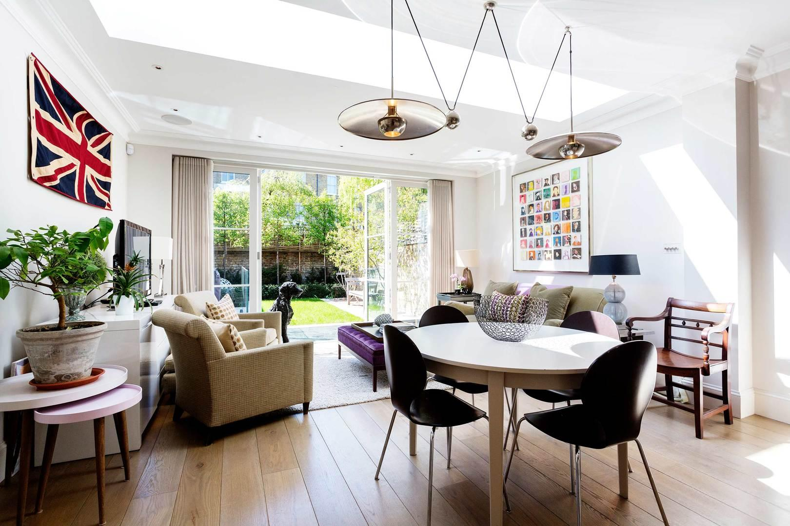 Property Image 1 - Elegant West London Home with Private Garden