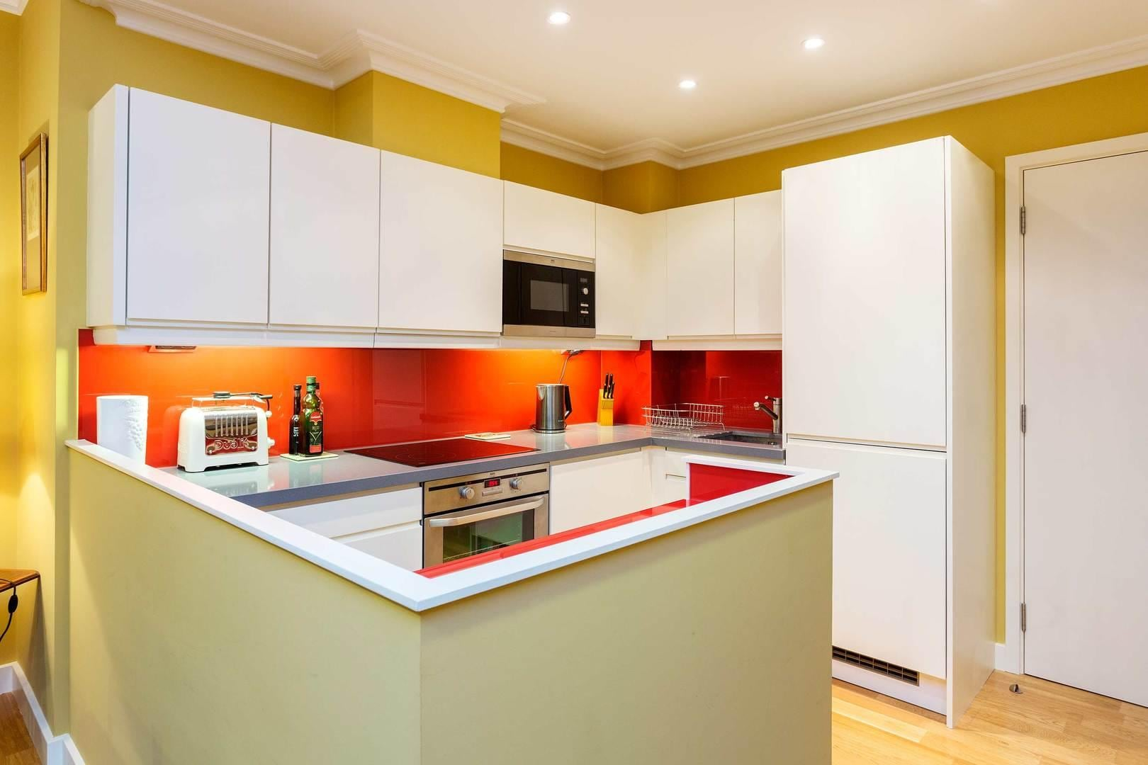 Property Image 2 - Colourful Elegant Apartment in Central London Location
