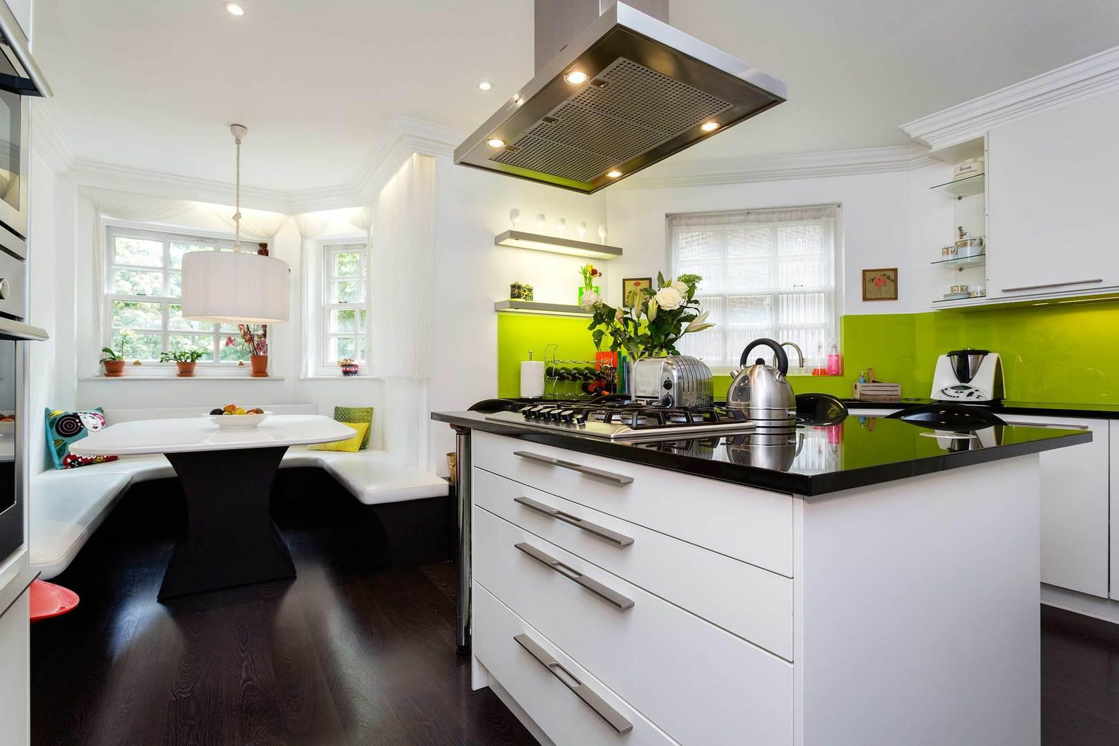 Property Image 2 - Contemporary Chic Hampstead House in Quiet Leafy Area