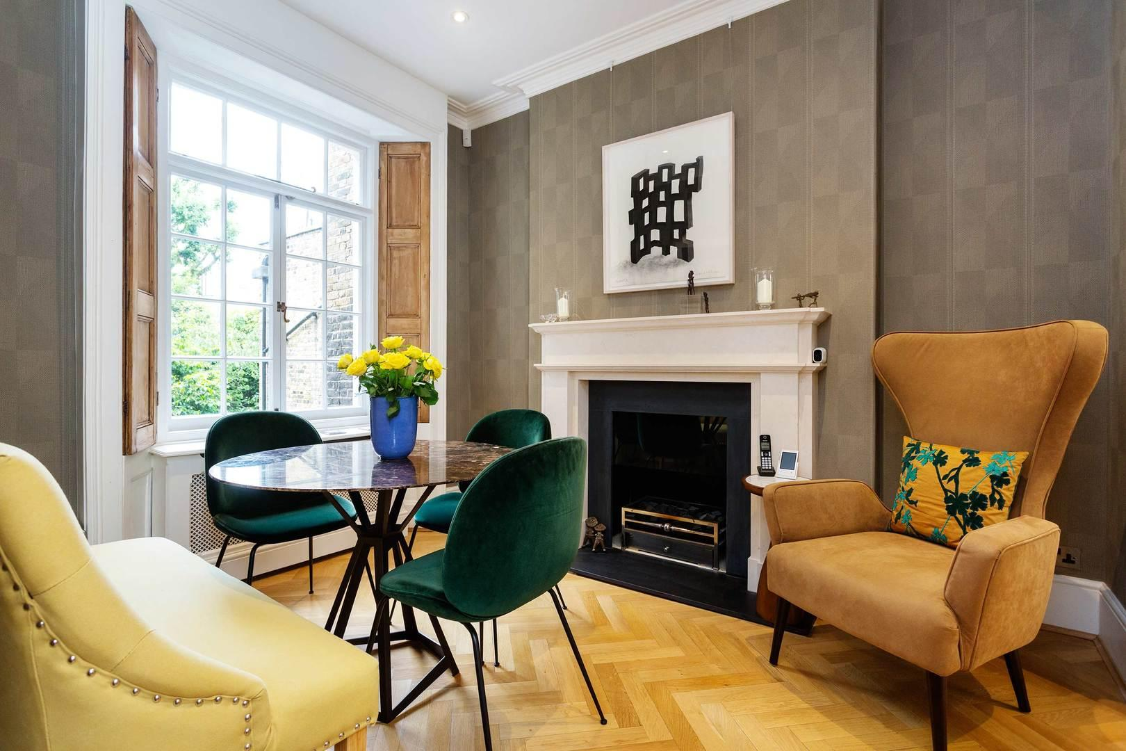 Property Image 1 - Elegant Belgravia House with Private Roof Terrace