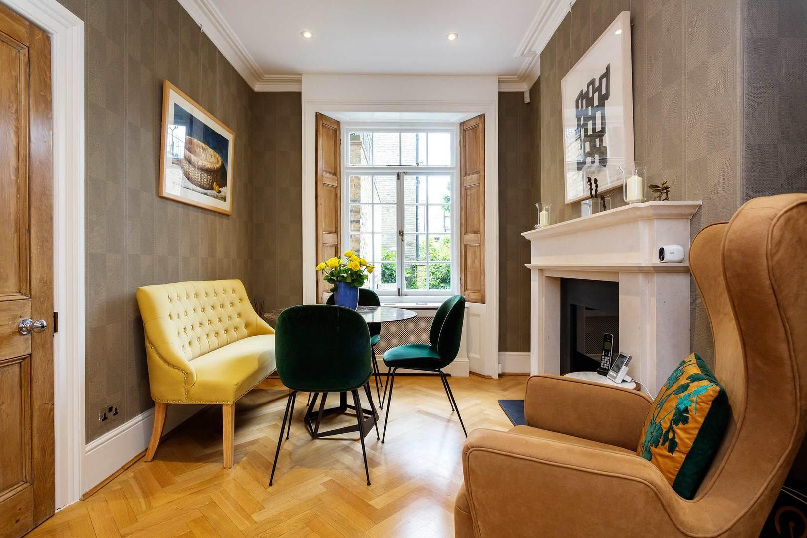 Property Image 2 - Elegant Belgravia House with Private Roof Terrace