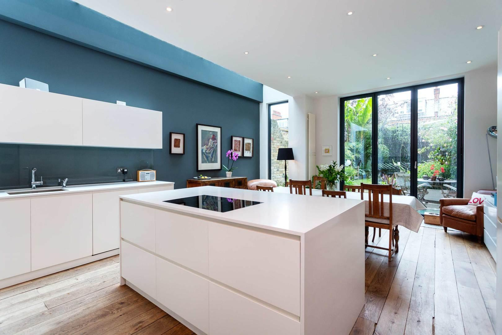 Property Image 1 - Stylish Townhouse in Trendy Notting Hill Neighbourhood