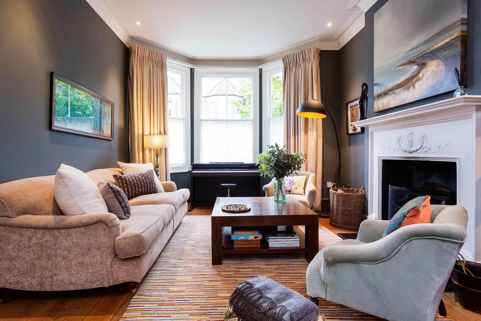 Property Image 2 - Stylish Townhouse in Trendy Notting Hill Neighbourhood