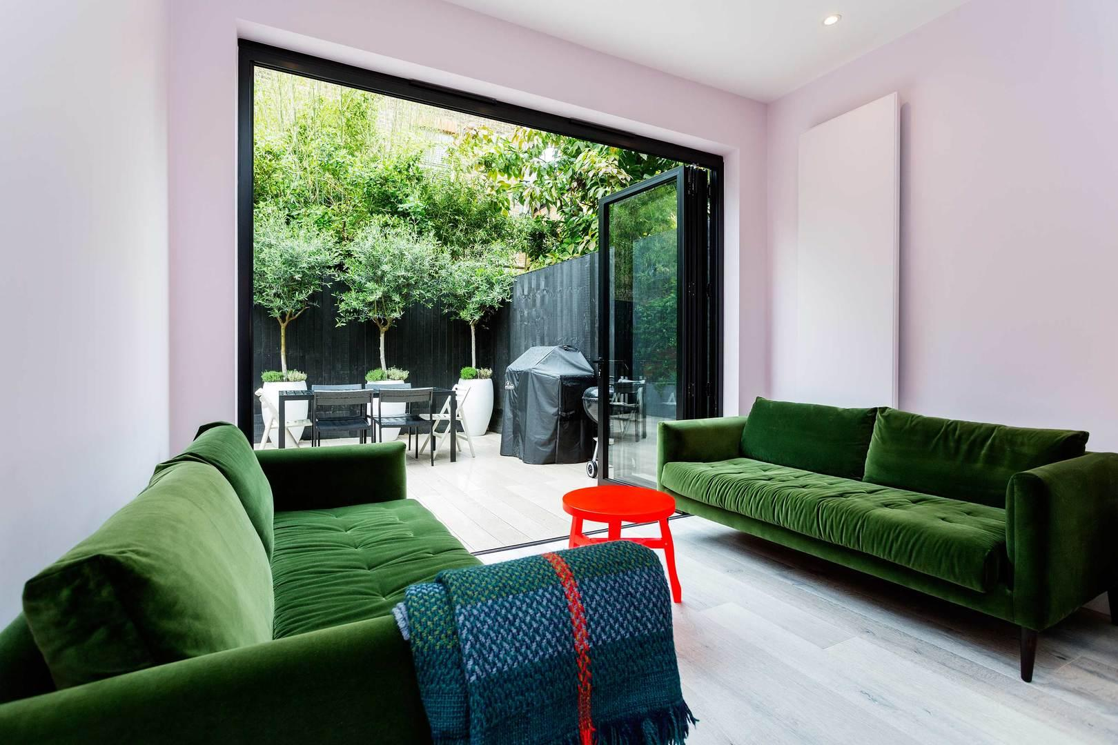 Property Image 2 - Sophisticated Shepherd's Bush Home with Roof Terrace