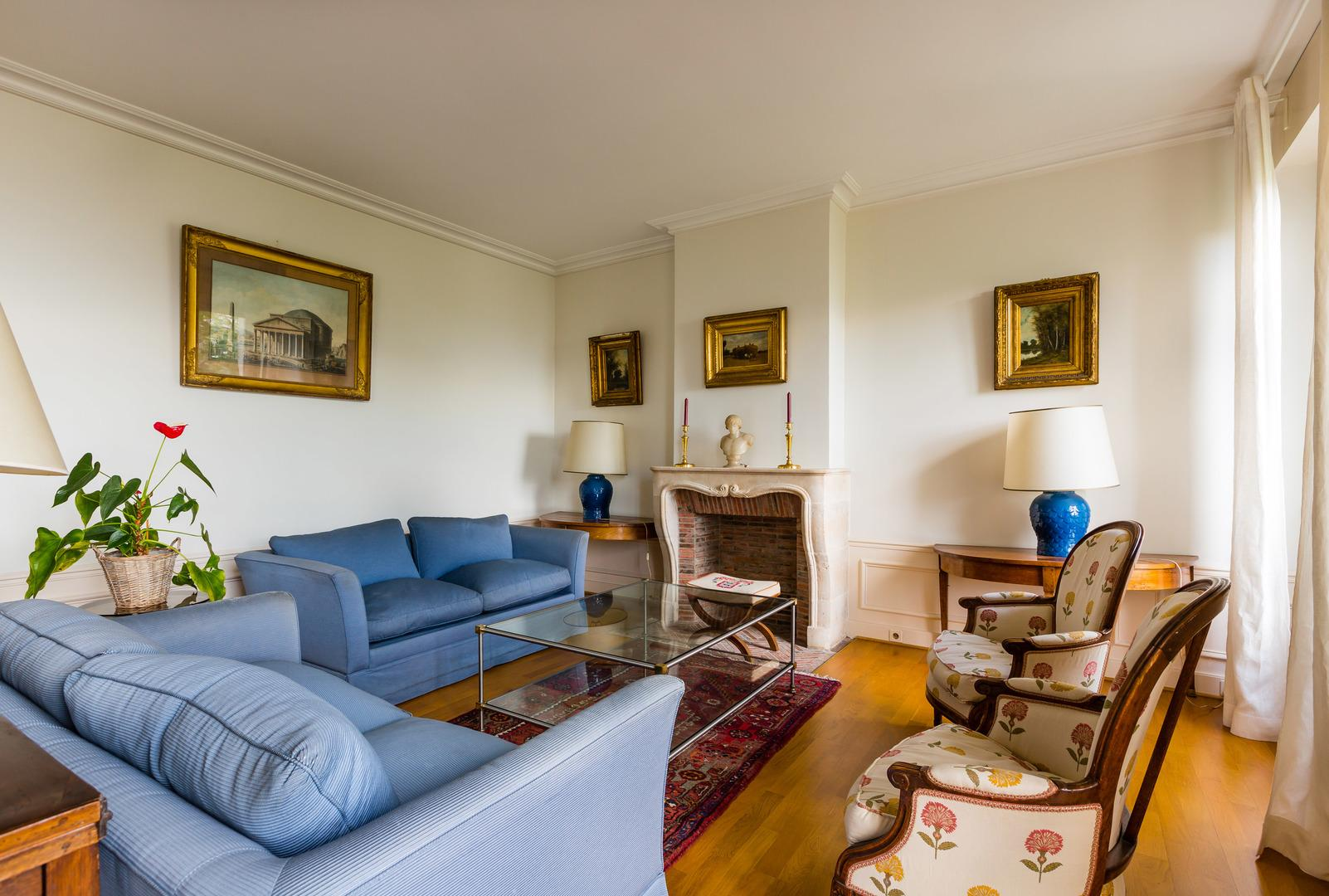 Property Image 1 - Traditional Apartment near the Seine and Eiffel Tower