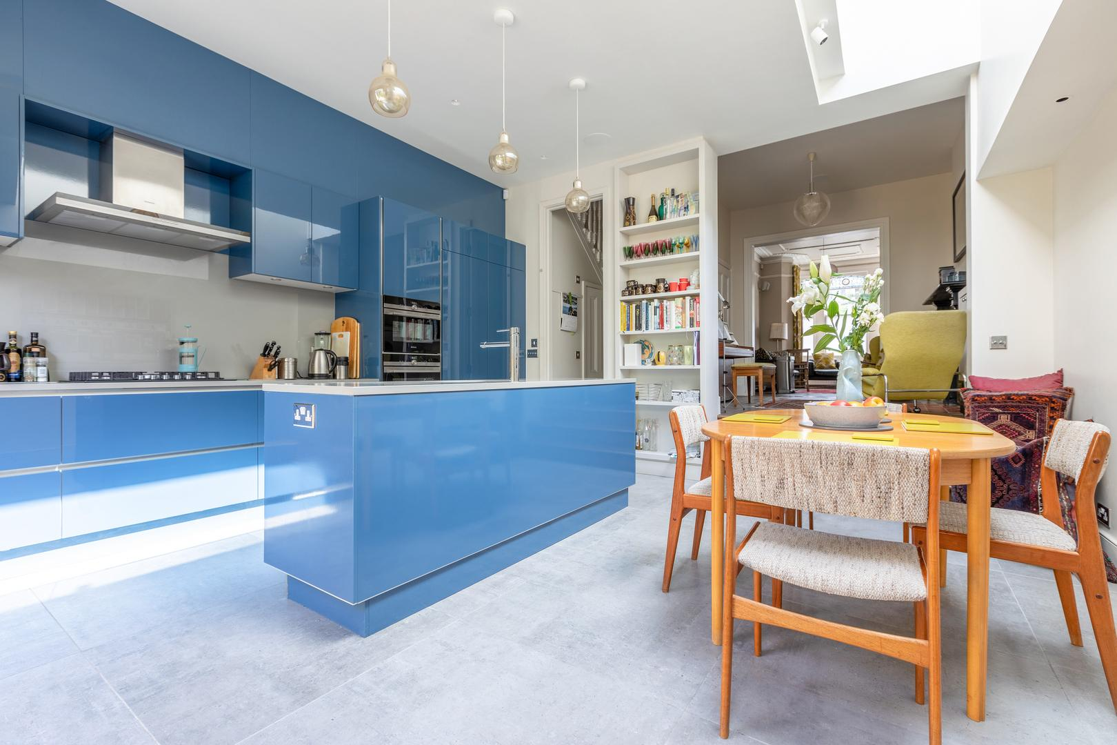Property Image 1 - Spacious Arty Stoke Newington Home with Chic Interior