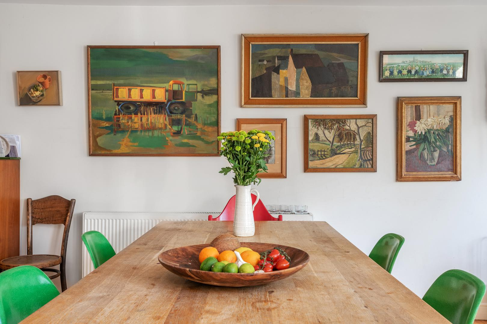 Property Image 1 - Artistic Residence by Clissold Park in Stoke Newington