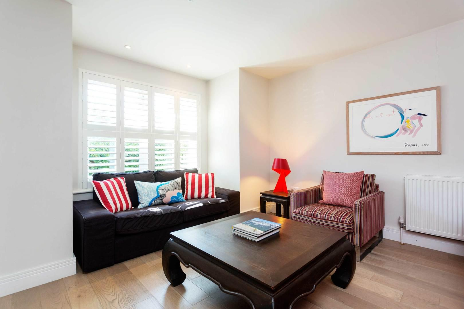 Property Image 1 - Bright Cosy Putney Family Home with Garden by the River
