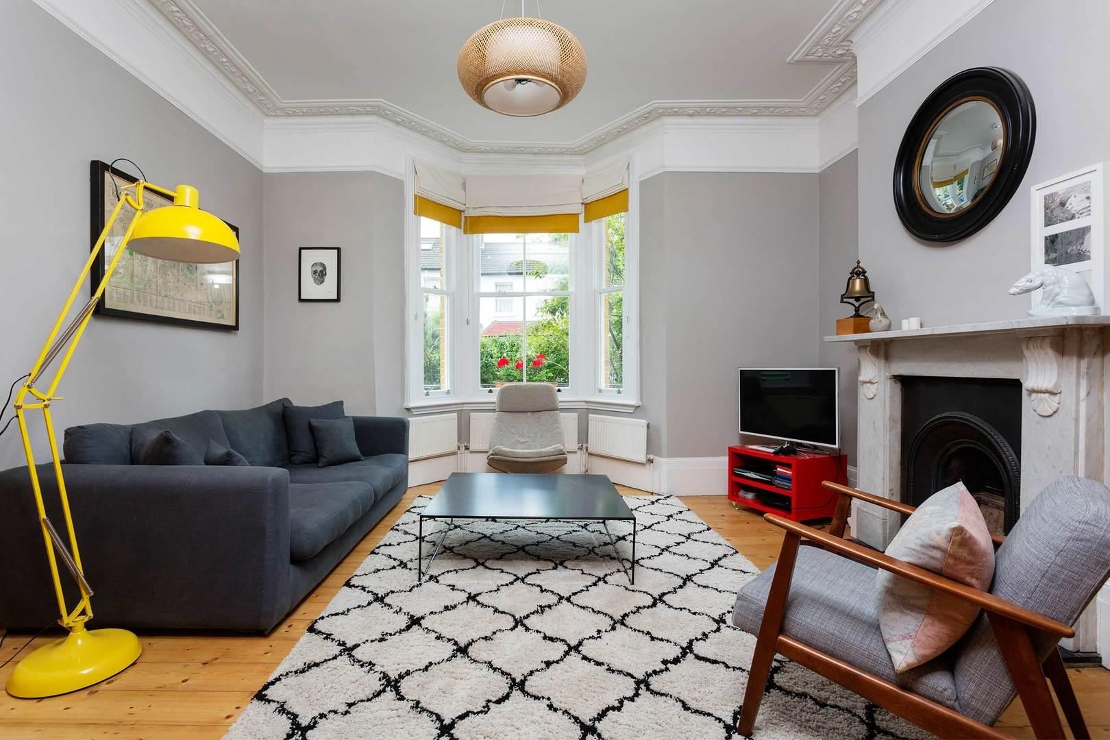 Property Image 2 - Interior Designed Dulwich Home with Private Garden
