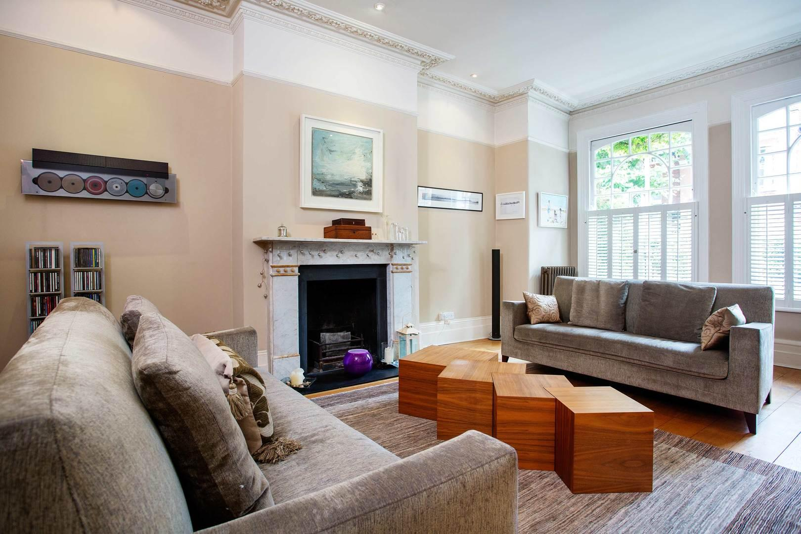 Property Image 1 - Attractive Tranquil Tooting Home with Wonderful Garden