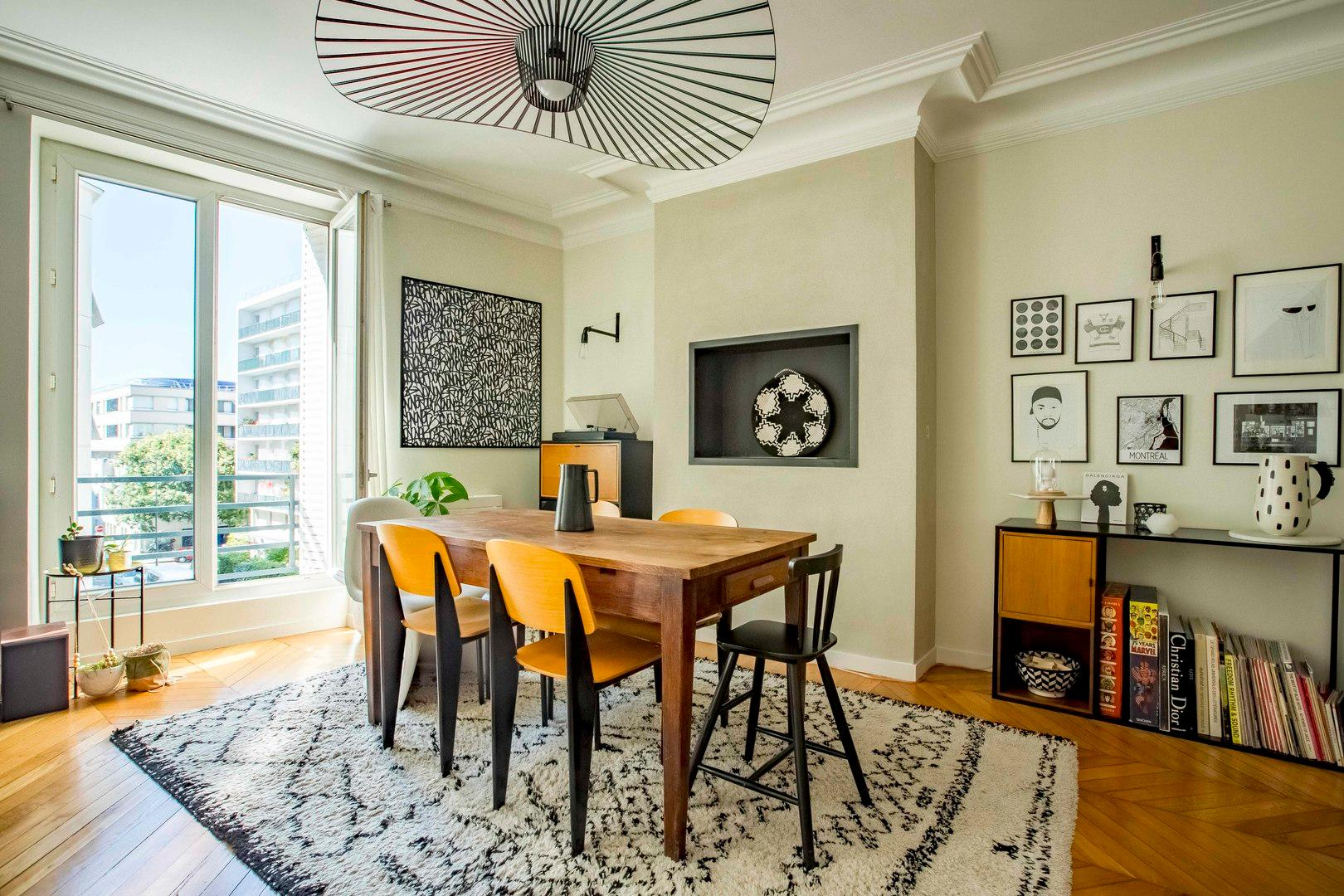 Property Image 2 - Chic Parisian Apartment in the 11th with an Arty Twist