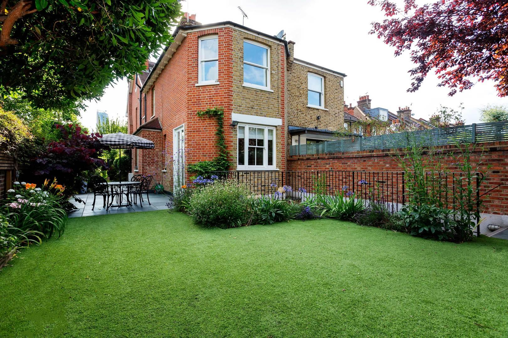 Property Image 1 - Attractive Notting Hill Family Home with Large Garden
