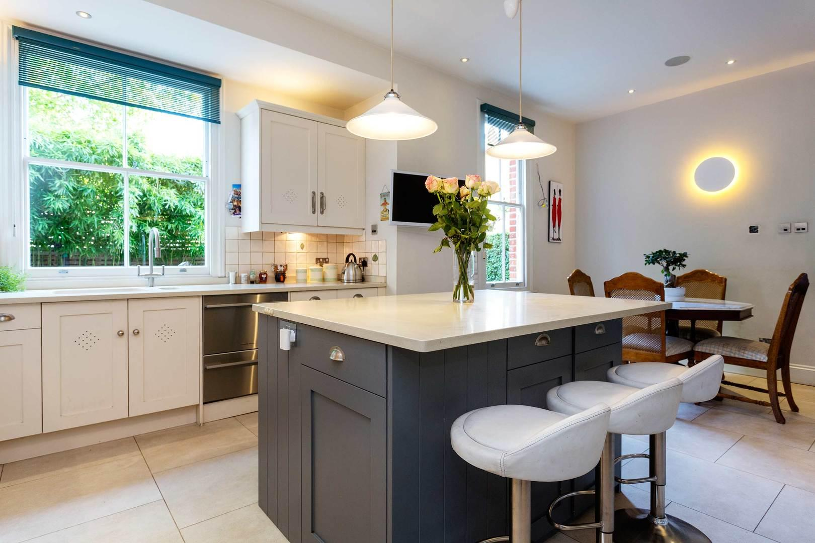 Property Image 2 - Attractive Notting Hill Family Home with Large Garden
