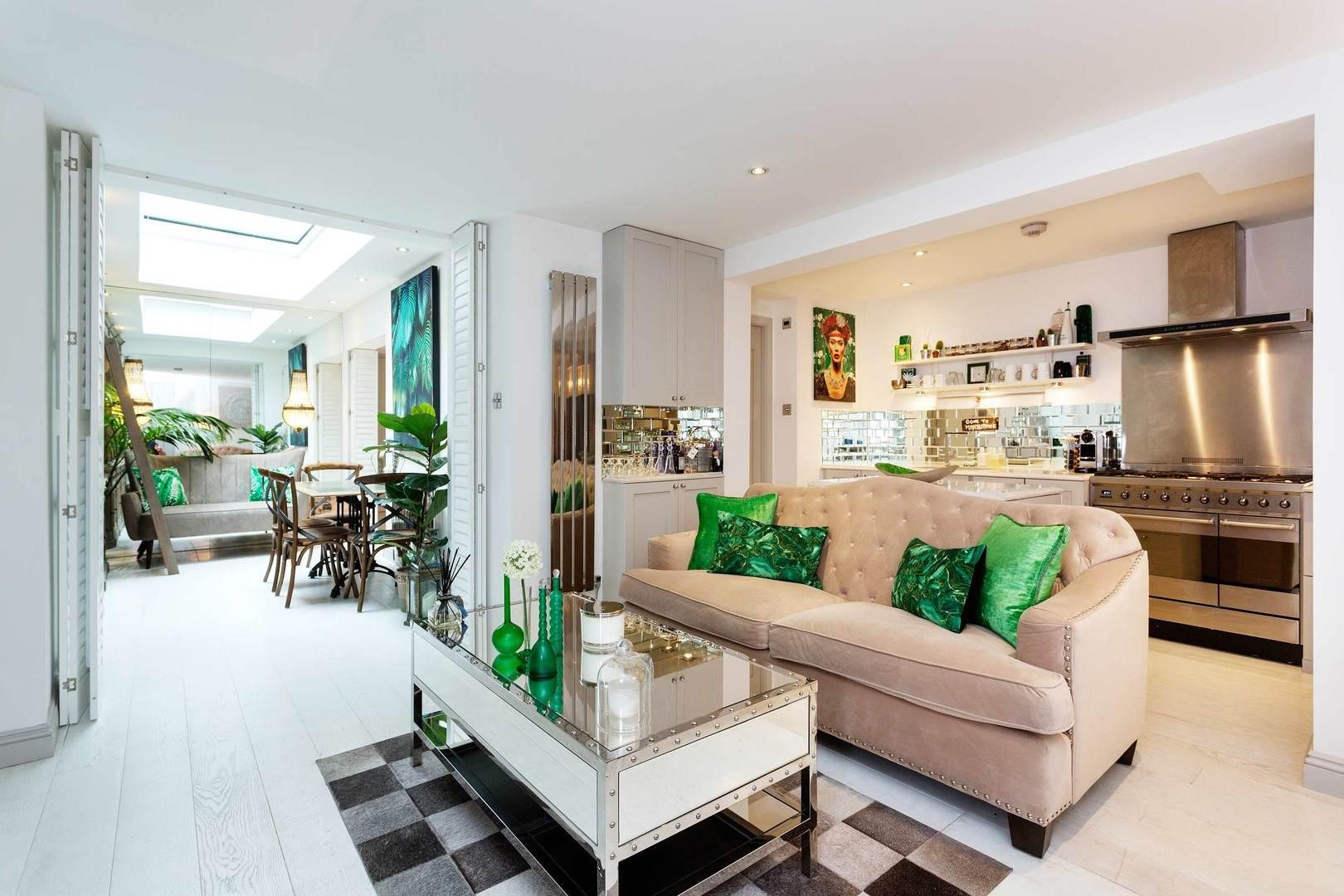 Property Image 2 - Impressive Marylebone Apartment in Excellent Location