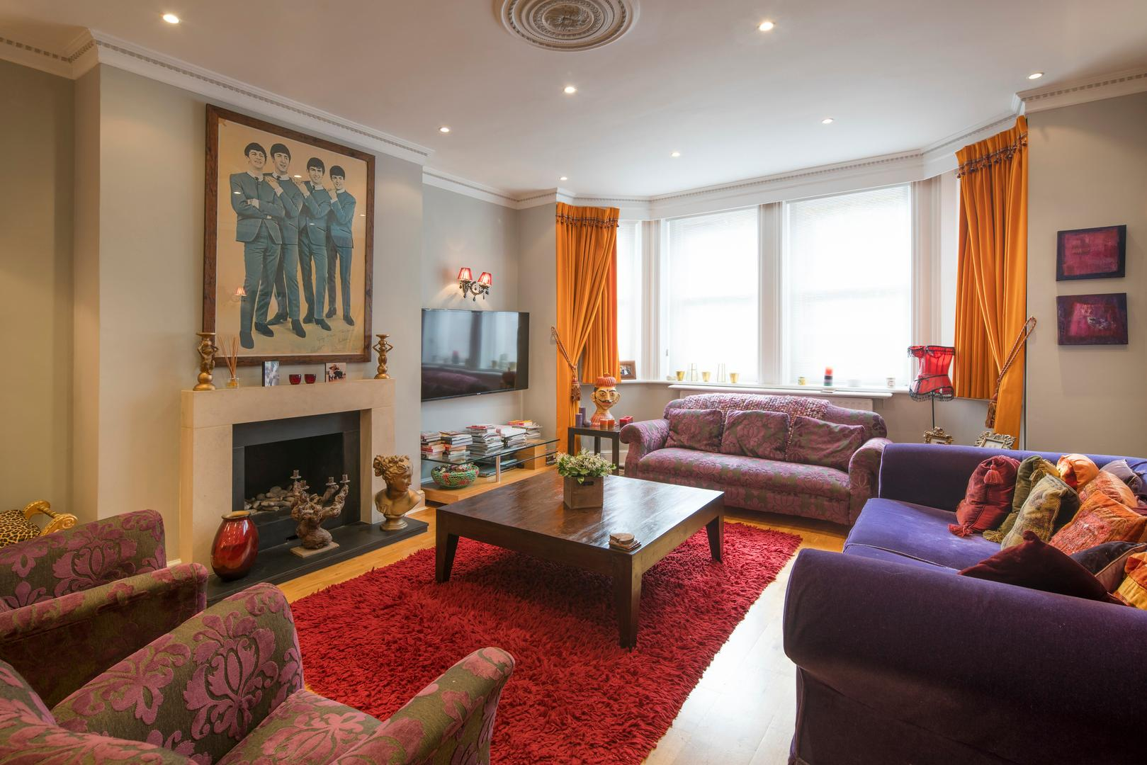 Property Image 1 - Impressive Hampstead Home with Stylish Interior by Tube