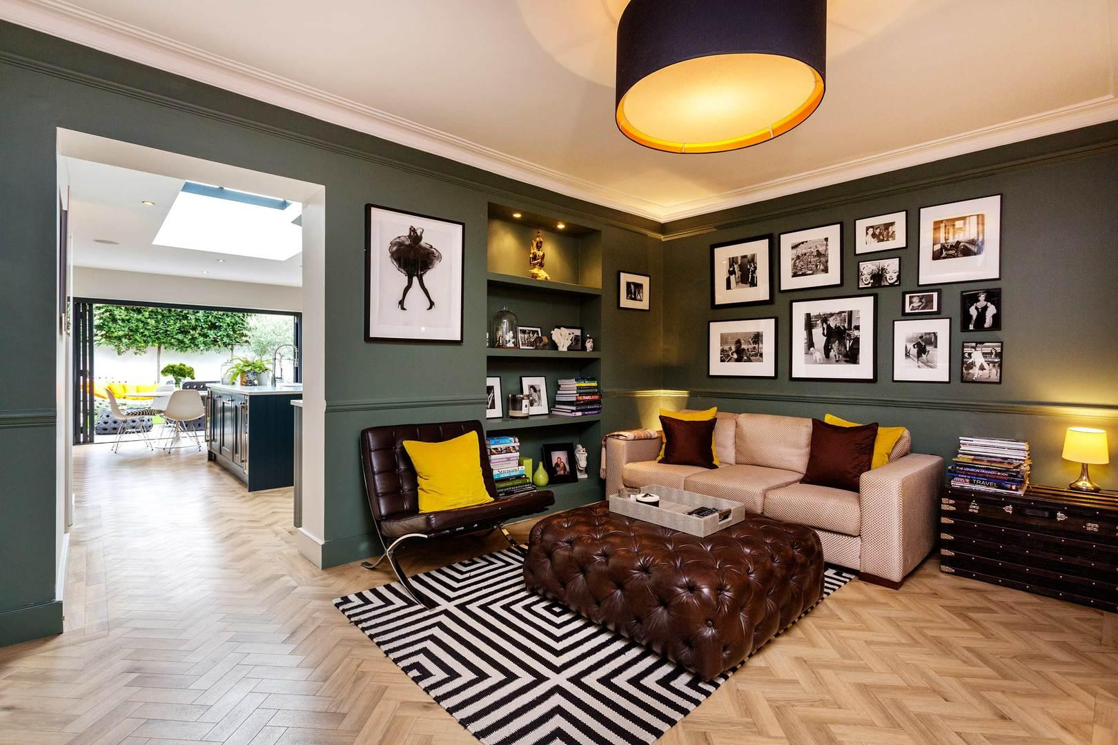 Property Image 1 - Exquisitely Designed Wandsworth House with Home Cinema
