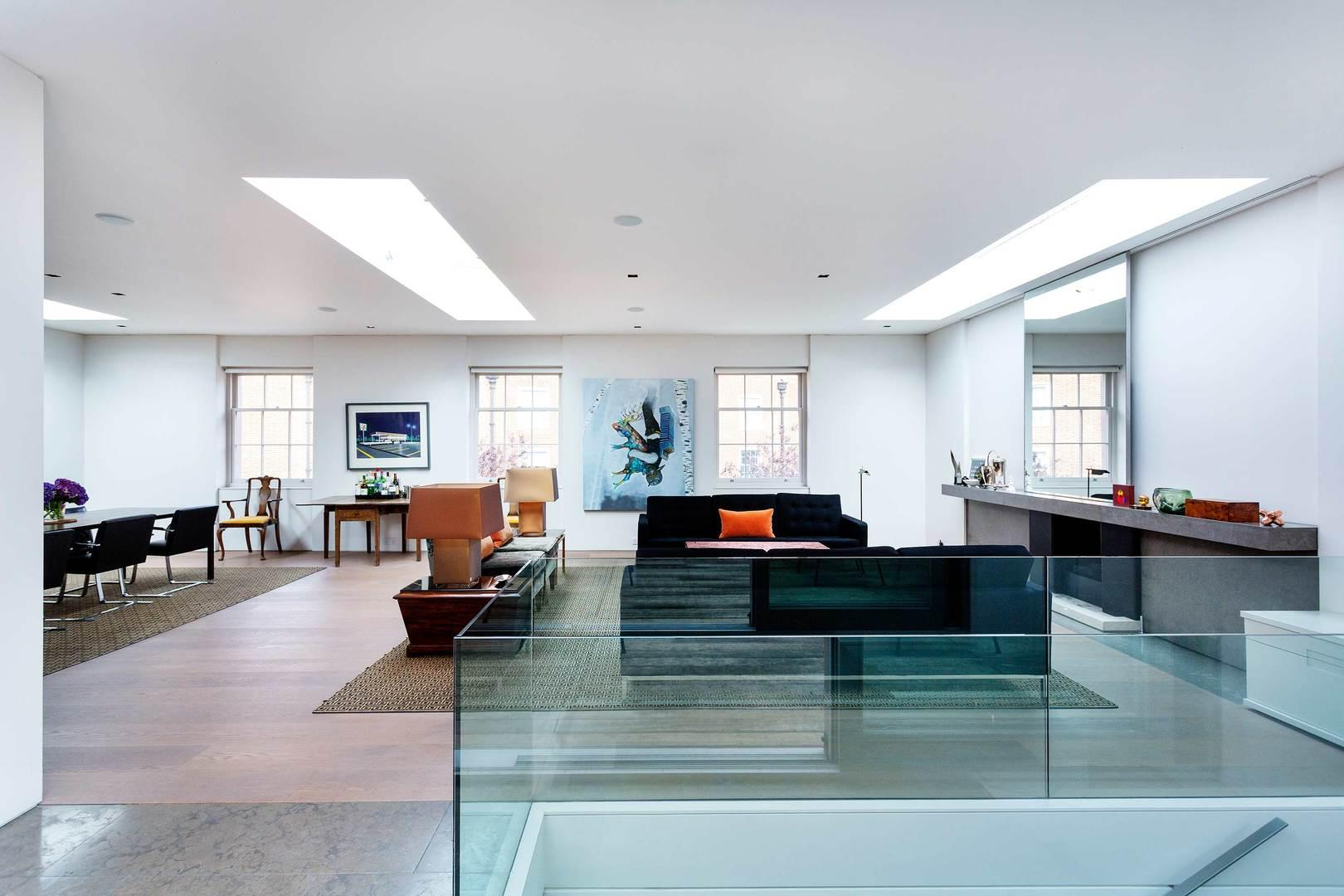 Property Image 1 - Superb Contemporary Marylebone Home with Secluded Terrace