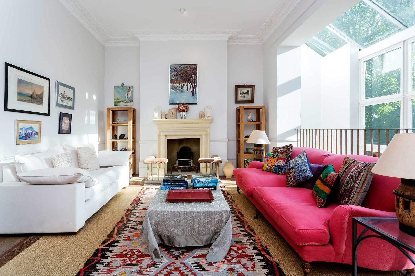 Property Image 1 - Attractive Family Home in Popular West London