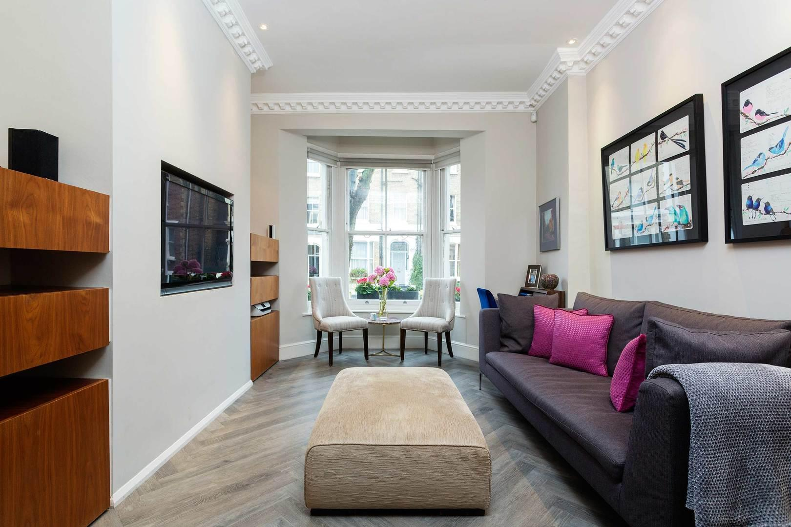 Property Image 1 - Elegant, Contemporary Hampstead Home, Moments from the Heath