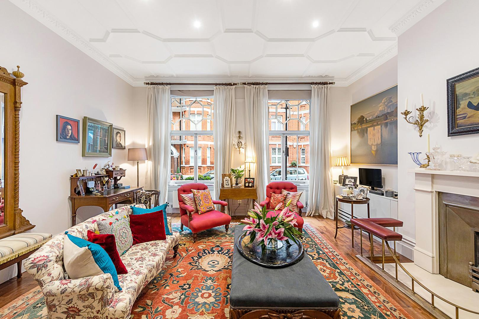 Property Image 1 - Exquisite Apartment in Sloane Square with Great Transport Connections