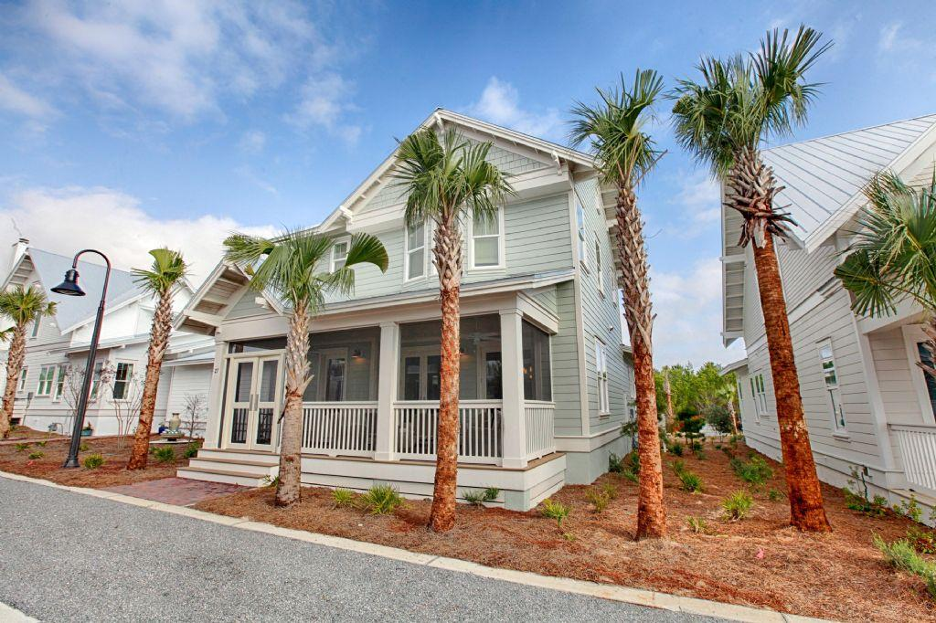 Prominence 30A Home With Beautiful Decor & Golf Cart
