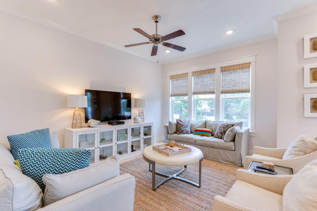 Golf Gart Included with this Pet Friendly Home on 30A