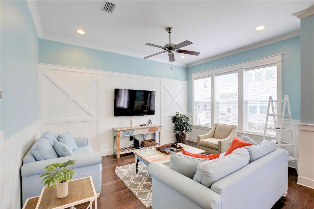 Property Image 1 - Exclusive 3 Bedroom Luxury Townhome on 30A near The Hub