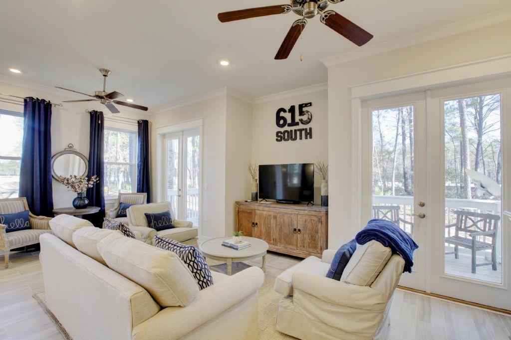 Property Image 2 - Beautiful 3 Bedroom Townhome on 30A with Peaceful Views