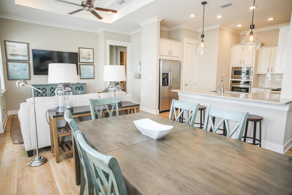 Idyllic Pet Friendly Beach Townhome Along 30A