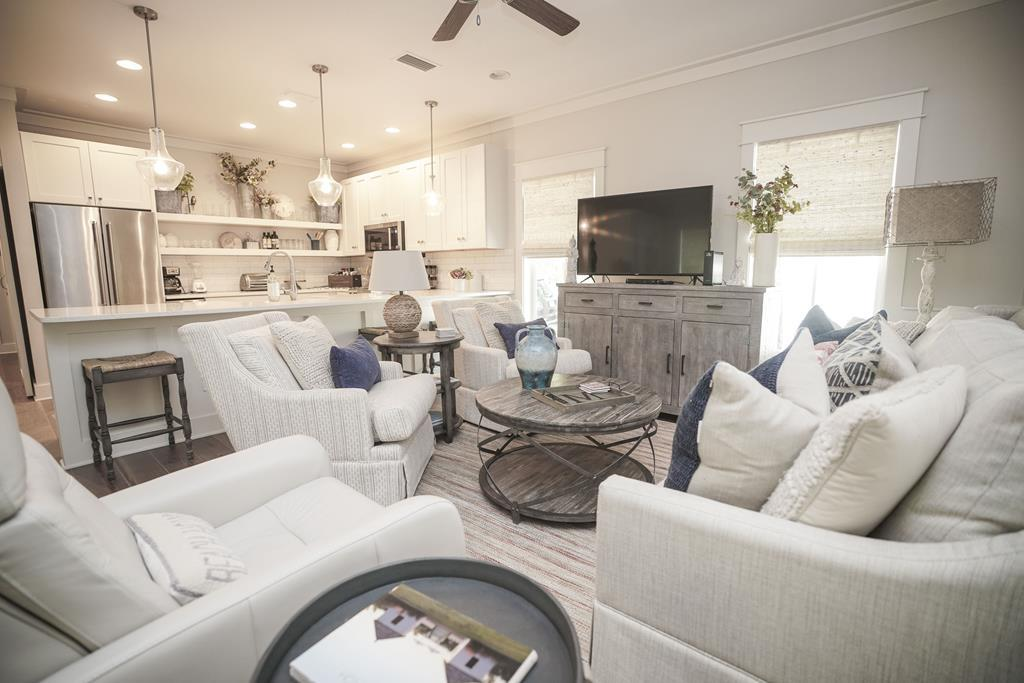 Property Image 1 - Elegant 4BR Beach Home with Golf Cart Sleeps 14 on 30A