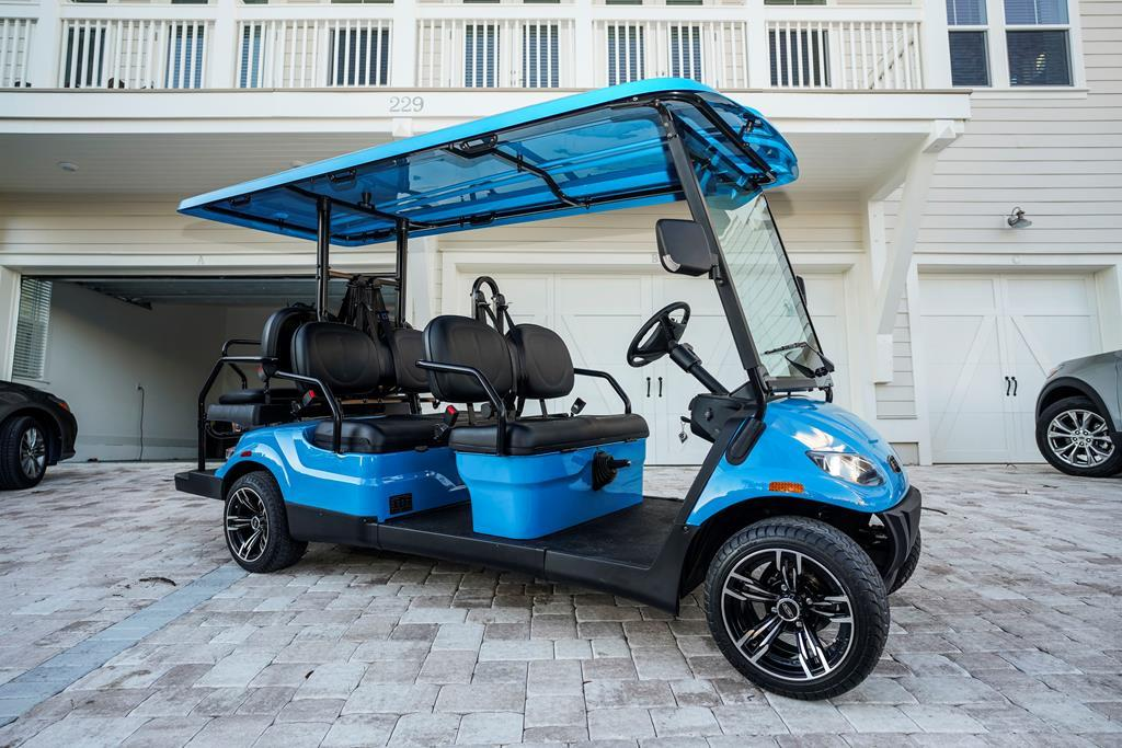 Property Image 2 - Pet Friendly and a Golf Cart with a Perfect Location