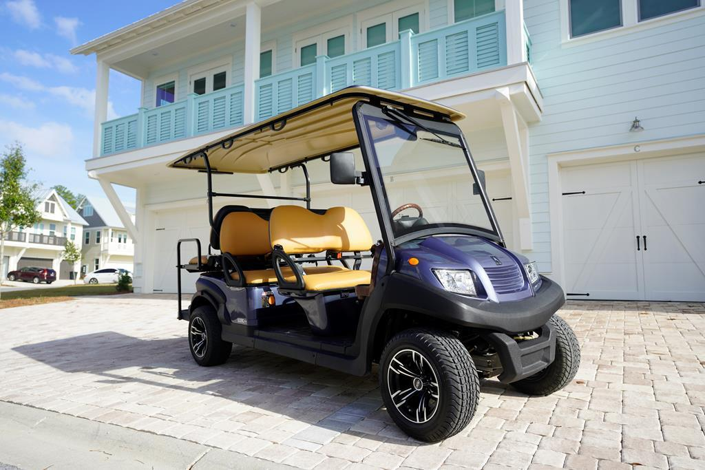 Property Image 2 - Golf Cart Included with This Peaceful 30A Vacation Home