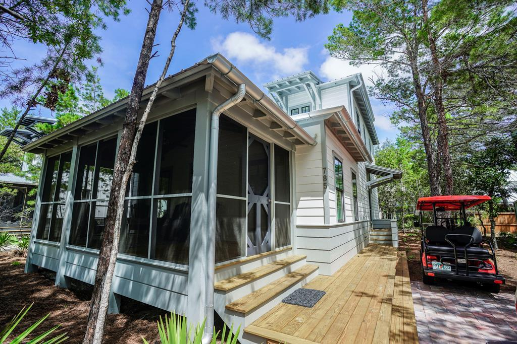 Beautiful 3 BR Beach Home in Magnolia Cottages on 30A